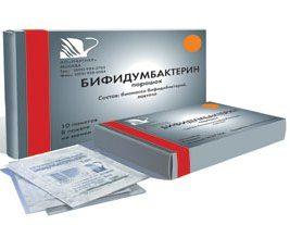 Bifidumbacterin панкреатит