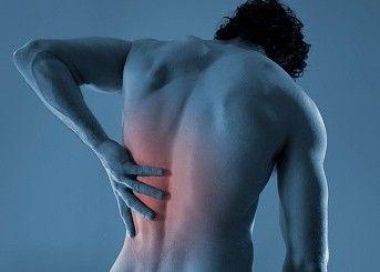 Болка во грбот и половината со панкреатитис