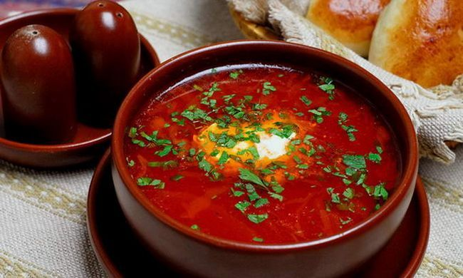Supa și supa cu pancreatită și o rețetă