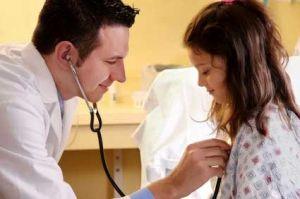 Бронхит у детей, причины, симптомы, лечение, признаки