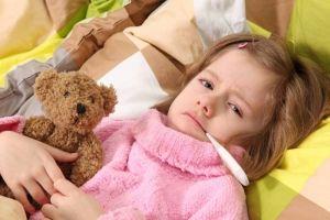 Часто болеющие дети. Почему? Что делать?