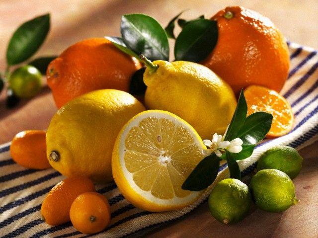 Citrus гастритис