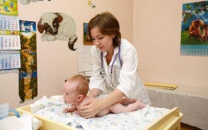 Деформирующий остеохондроз большеберцовой кости у детей