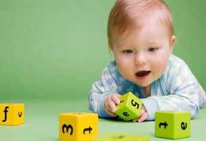 Движения ребенка от четырех до семи месяцев