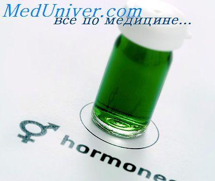Регуляция секреции гормонов. Отрицательная обратная связь при секреции гормонов