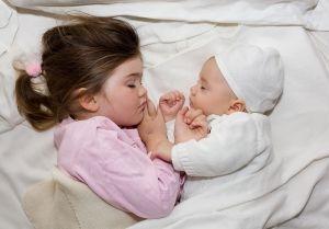 Каде да спијам дете до 5 години