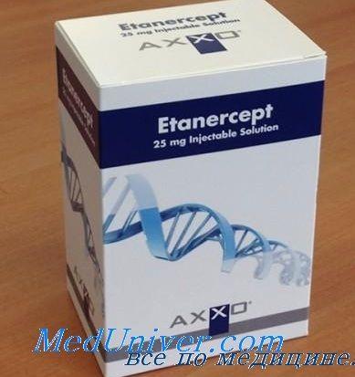 Глюкокортикоиды и этанерцепт при ревматических болезнях у детей