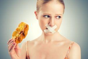 Голодание женщин