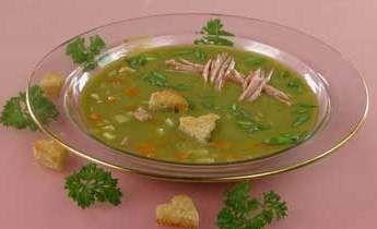 Грашок супа со панкреатитис