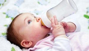 График кормления новорожденного ребенка до года