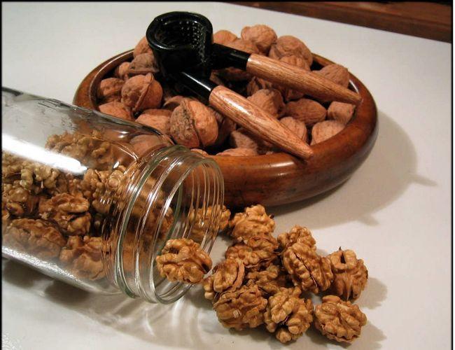 Vlašské ořechy s pankreatitida