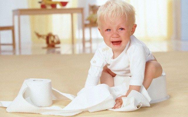 Лечение хронических запоров у детей