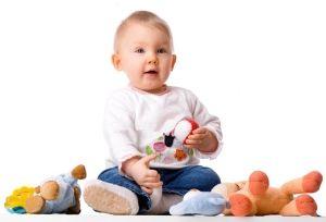 Игры с ребенком в возрасте от 1 года до 3 лет