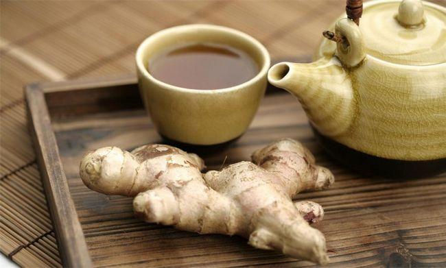 Ѓумбирот чај со панкреатитис