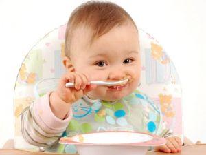 Изменение режима питания ребенка после года