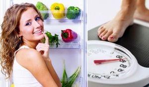 Како да се развие сопствената индивидуална програма за исхрана губење на тежината