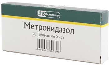 Колит и Метронидазол
