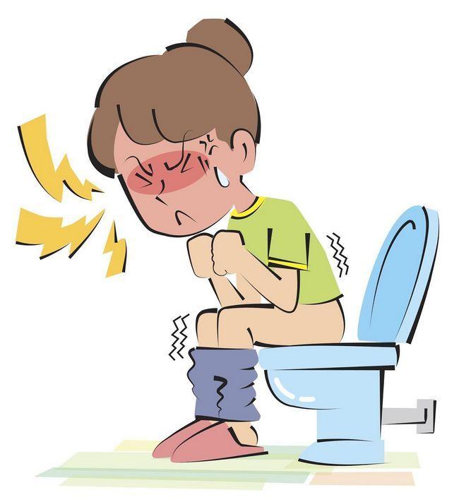 Care sunt simptomele (semnele) constipație intestinale la adulți?