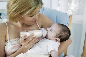 Што е детето млеко е подобро?
