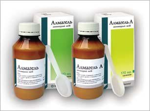 Како да се земе Almagel за гастритис?