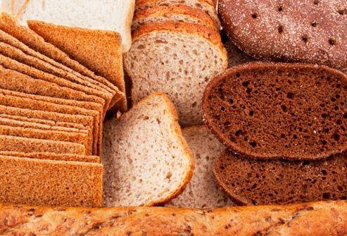 Pâine cu pancreatită: negru, biscuiți, pâine
