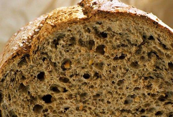 Pâine din cereale integrale cu pancreatită