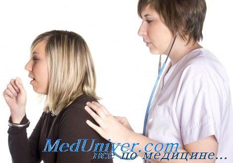 Клиниката за детска астма. Манифестации на астма кај децата