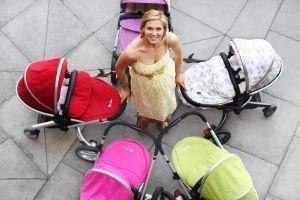 Количка за бебиња: како да се избере што да се купи
