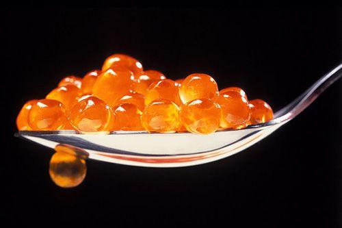 Červený kaviár s pankreatitidou můžete?