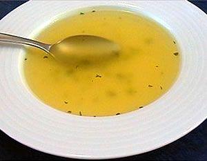 Пилешко супа со панкреатитис
