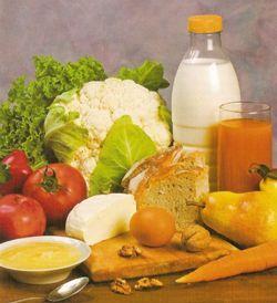 Terapeutický správná strava pro slinivky břišní a po