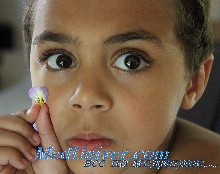 Третман на нефротски синдром кај деца. хормони
