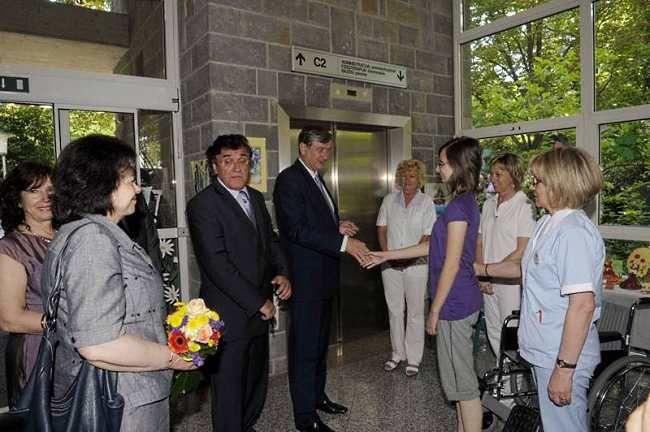 Лечение в Словении - ортопедическая больница Валдолтра, Анкаран