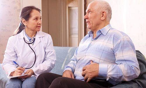 Лечение запоров у пожилых людей