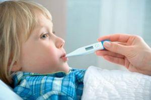 Лихорадка у детей: симптомы, причины, лечение, признаки