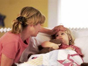 Медикаментозное лечение детских болезней