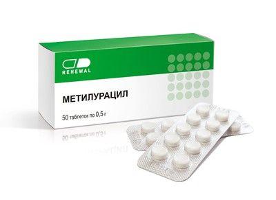 Methyluracilum панкреатит