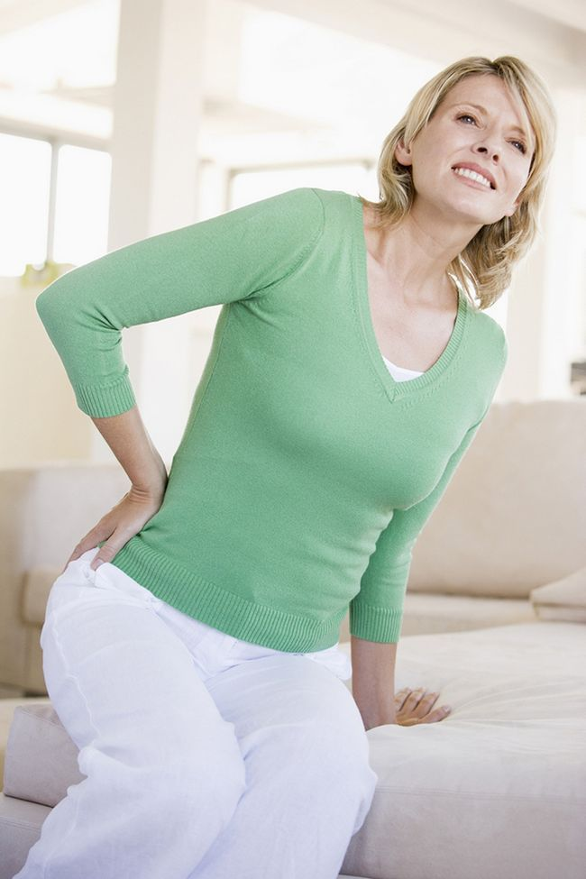 Кога хемороиди болка во грбот