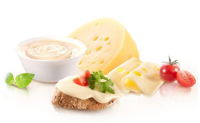 Je možné sýra žaludku?