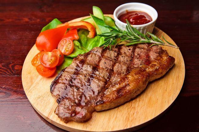 Месо за гастритис
