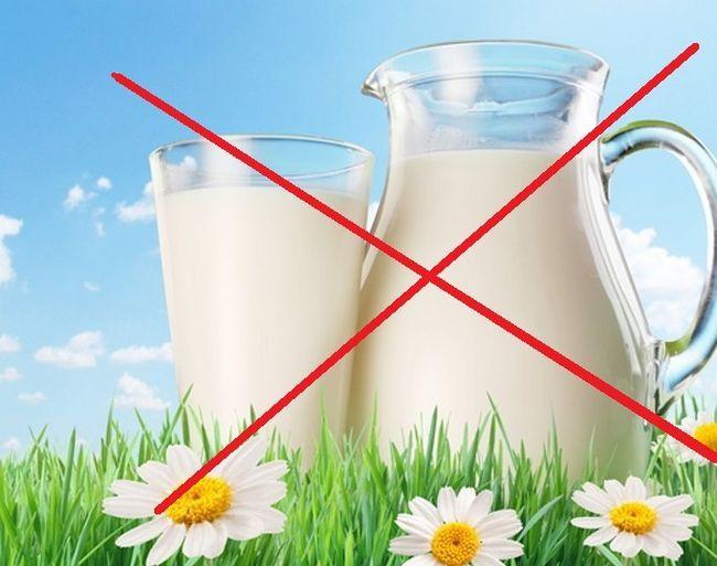 млеко дијареа