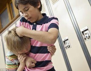 Насилие у детей и подростков
