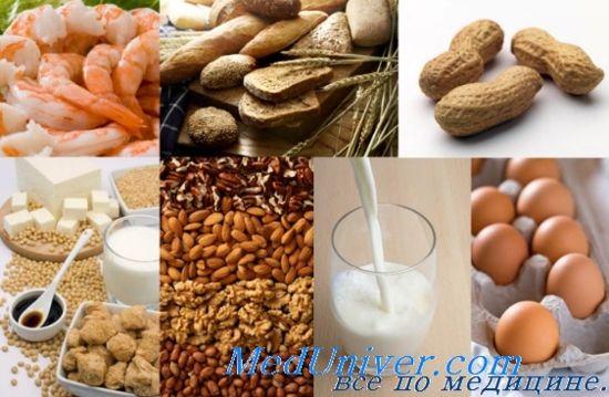 Непереносимость продуктов питания и пищевая аллергия. Причины