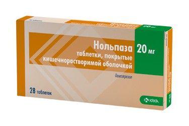 Nolpaza pankreatitida