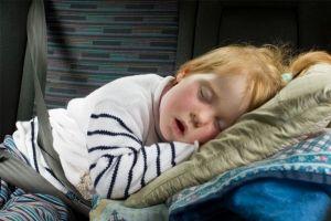 Обструктивное апноэ сна у детей