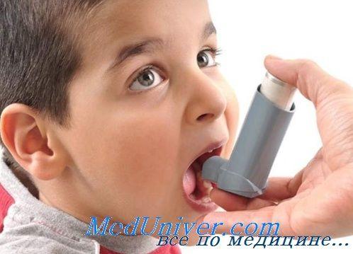 Обучение детей с бронхиальной астмой лечению. Профилактика астмы