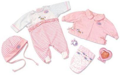 Одежда для новорожденных детей, что необходимо купить