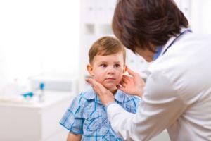 Околощитовидные железы у детей