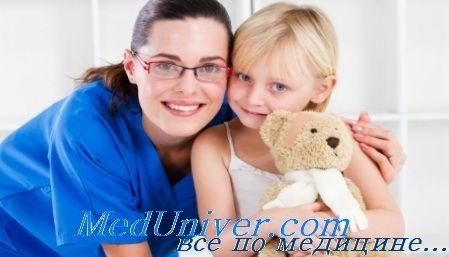 Организация лечения ревматических болезней у детей
