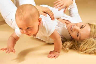 Организация стояния и ходьбы ребенка